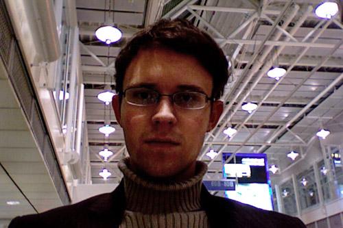 Florian am Flughafen München