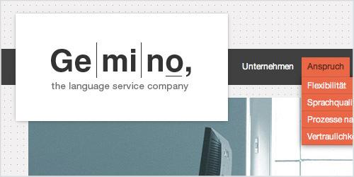 Gemino | the language service company | Übersetzung und Sprachdienstleistungen